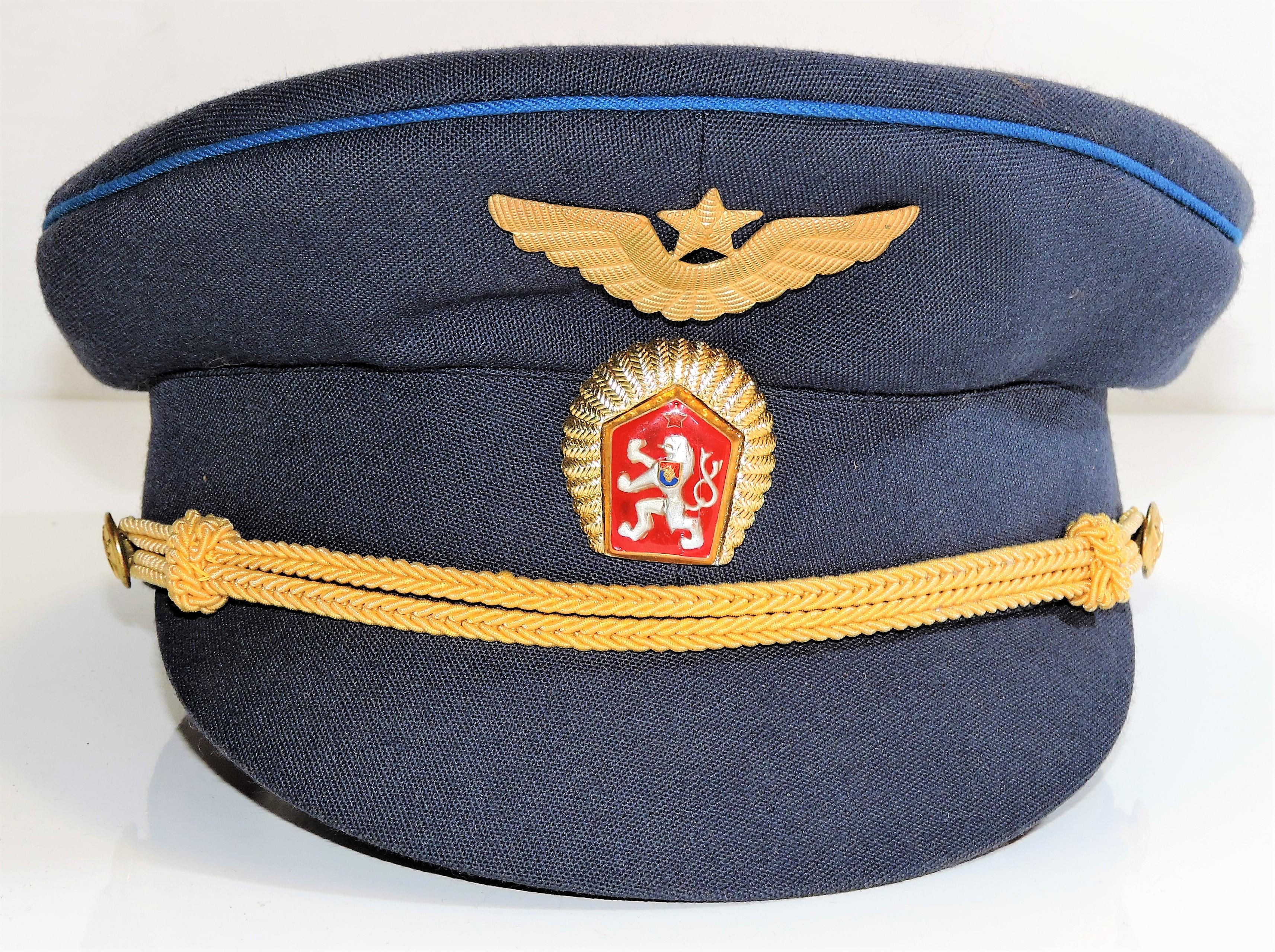 Čepice společenská ČSLA - Letectvo  0aa8622fda